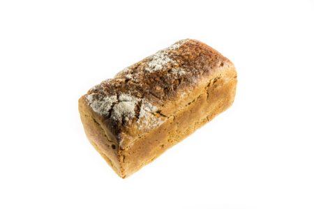 Chleb żytni bez drożdży